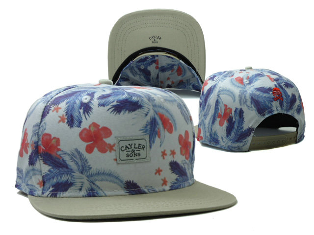 CAYLER & SONS Snapbacks Hat SF 4 0528